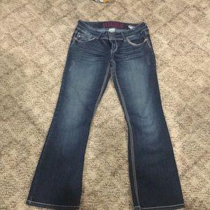 Ladies Hydraulic Gramerey Original Boot Jeans